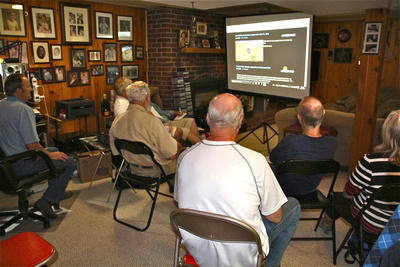 Members of The Passing Show photography club undergo frequent seminars to boost photographic skills
